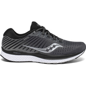 saucony Guide 13 Shoes Men, black/white